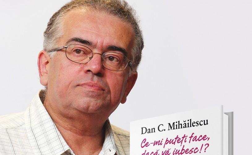 Omul care aduce cartea, Dan C Mihăilescu