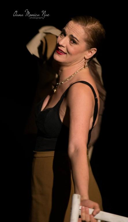 Maia Morgenstern. Fotografii de Oana Monica Nae