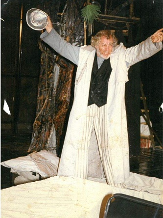 Actorul Sergiu Tudose