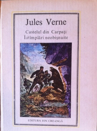 """""""Castelul din Carpaţi"""", de  Jules Verne."""