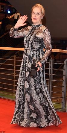 Meryl Streep, presedinta juriului Festivalului de Film de la Berlin