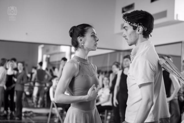 Manon - Andra Ionete (Manon) si Liam Morris (Lescaut)
