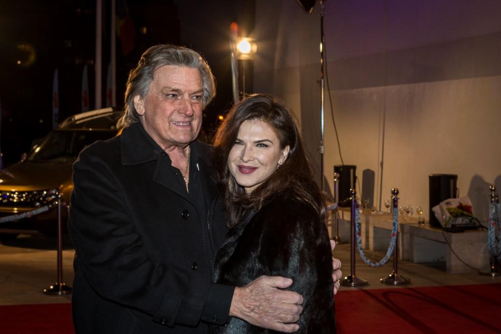 Florin Piersic & Monica Birladeanu
