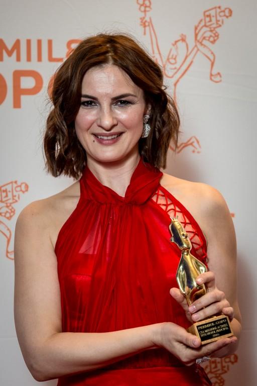 Ioana Flora, Cea mai bună actriță în rol principal