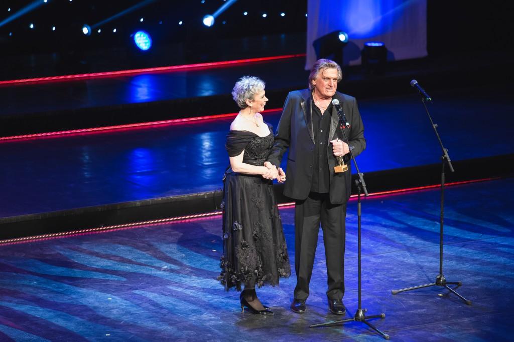 Oana Pellea & Florin Piersic
