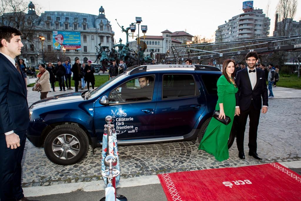 Red Carpet_Mihaela Sirbu & Toma Cuzin