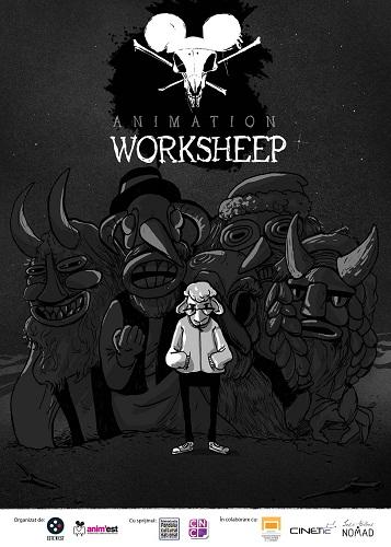 ,Animation Worksheep