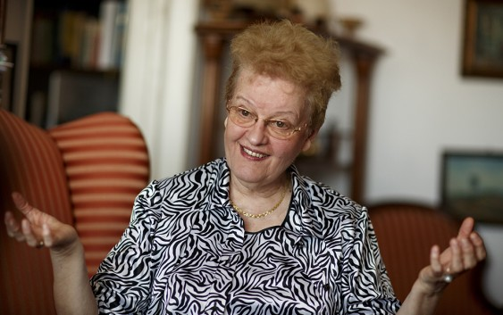 Georgeta Filitti, specialist în istoria modernă şi contemporană a României