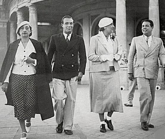 Borges, la Mar del Plata, 1935