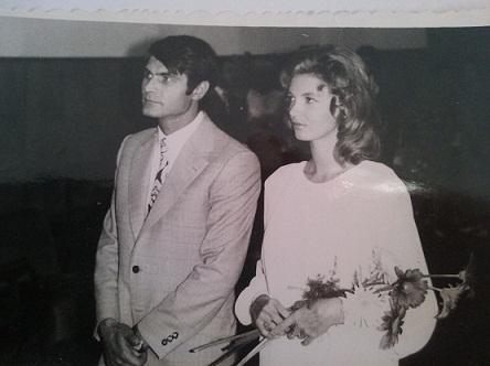 Cezara Dafinescu si George Motoi