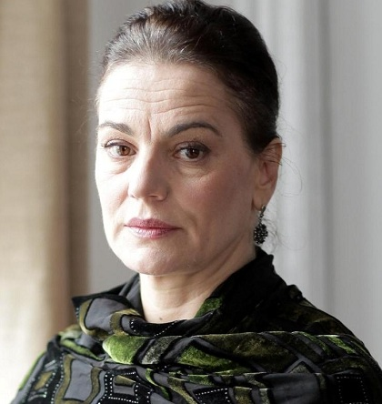 Maia Morgenstern, directorul Teatrului Evreiesc de Stat