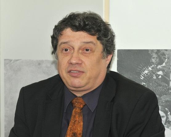 Virgil Nitulescu, directorul Muzeului Taranului Român