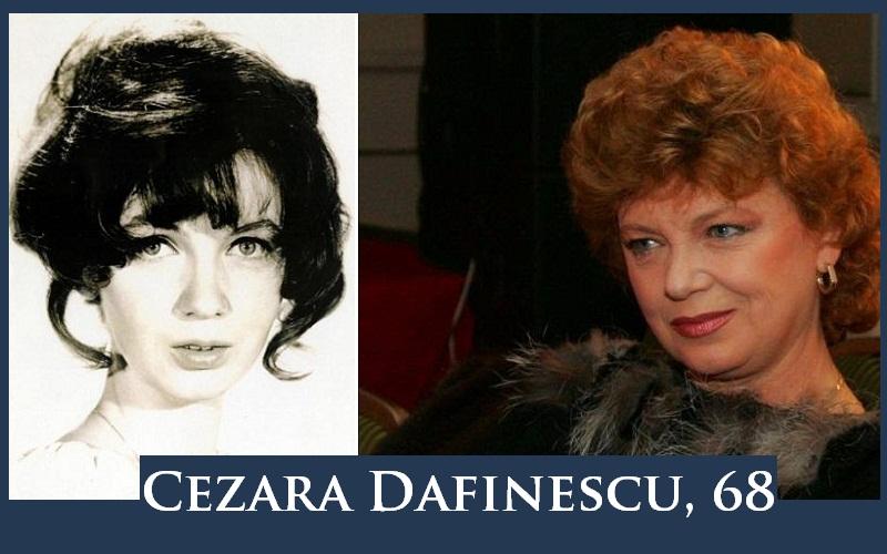 Cezara Dafinescu | Eroii Romaniei Chic  |Cezara Dafinescu