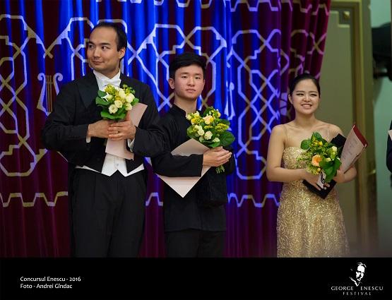 Concursul Enescu 2016
