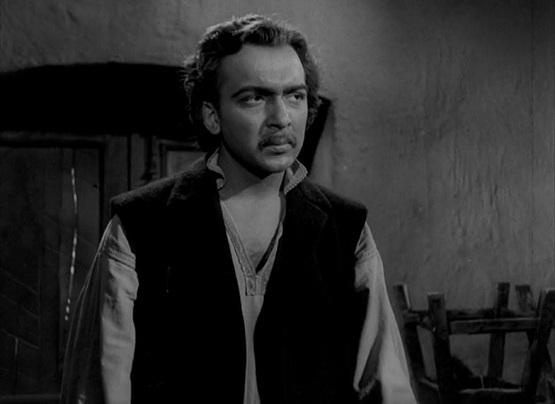 Constantin Codrescu, in filmul La moara cu noroc (1956)