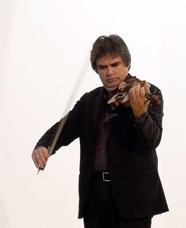 Violonistul Gabriel Croitoru