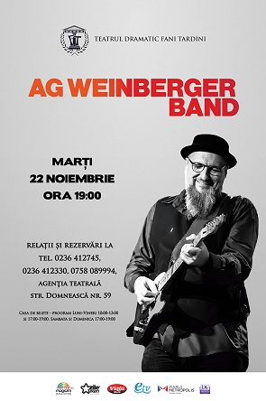 AG Weinberger Band
