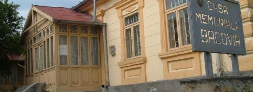 Casa memoriala George Bacovia, Bacău