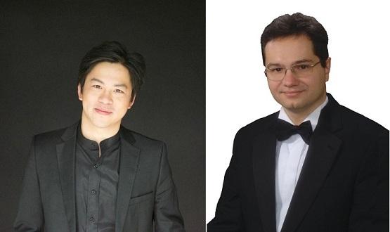 Haoran Li și Toma Popovici