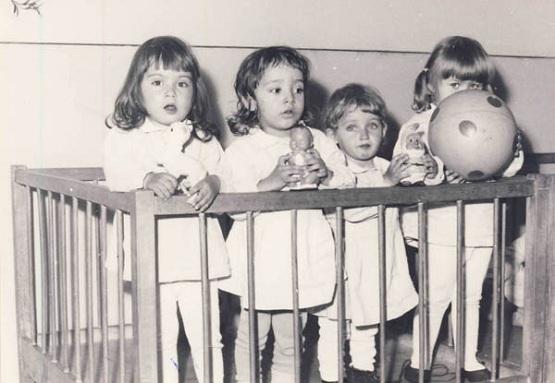 Copiii în comunism