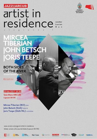 Tiberian Trio web flyer