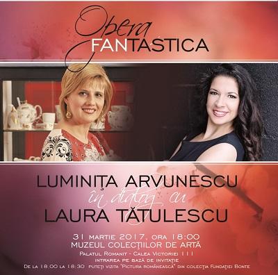 Afis OPERA FANtastica 31 martie 2017