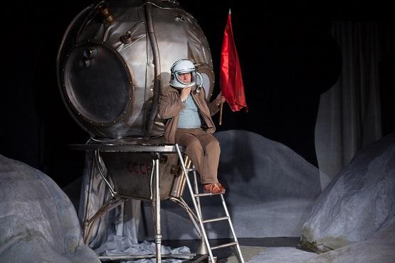 Dan Condurache, in Rendez-vous pe Luna