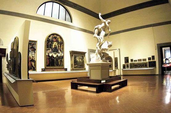 Galeria Accademia din Florența