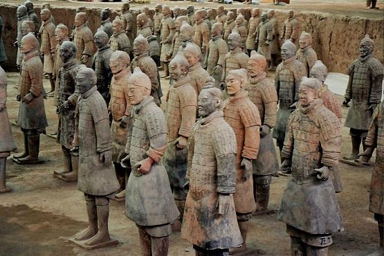 Muzeul Qin al Războinicilor și Cailor de Teracotă
