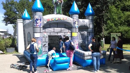 Festivalul Copiilor, în Parcul Herăstrău