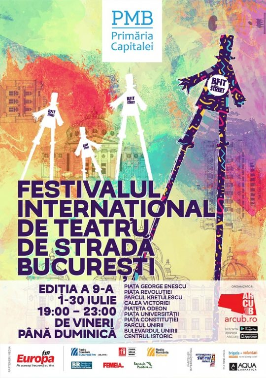 Teatru de Strada Bucuresti
